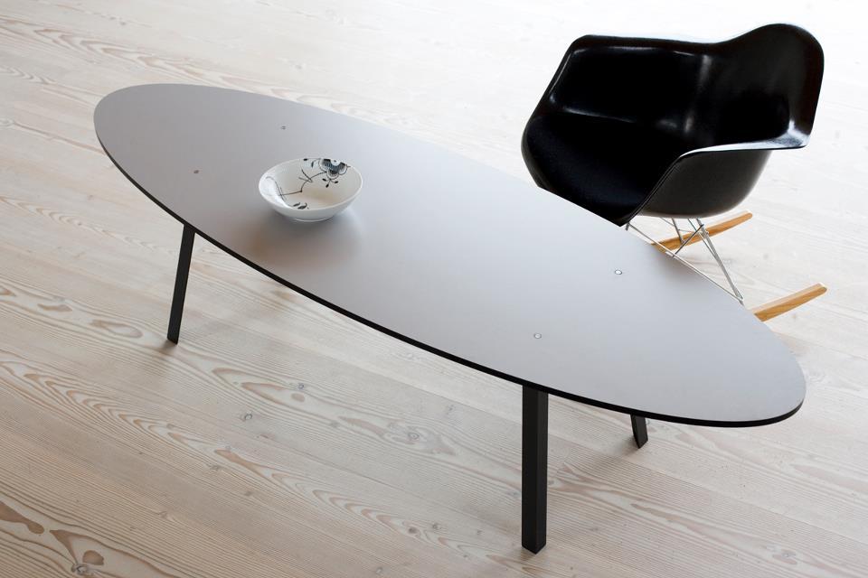 Haslev – Sofabord 100 og 104 | Blåmann Møbler