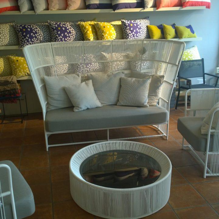 Salg utstillingsmodell sofa