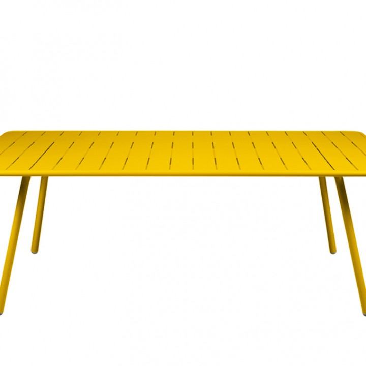 Luxembourg-Table-100x207-jaune-Miel