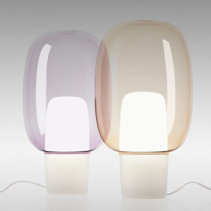 yoko-table-lamps-in-violet-and-orange